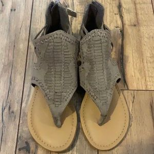 {Alter'd State} - Sandals Size 8